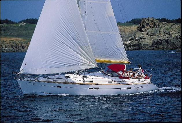 Oceanis Clipper 411 de