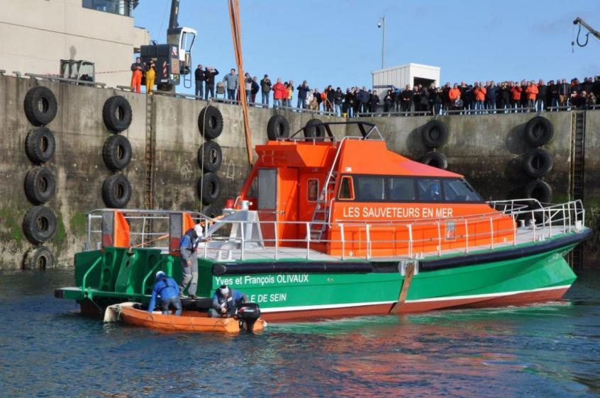 bateau  Canots Tous Temps SNSM 17.80