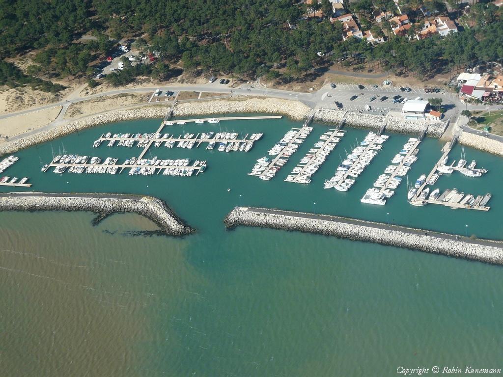 La Palmyre - Bonne-Anse - Port de plaisance