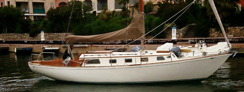 Chesapeake 32 de gerald marras