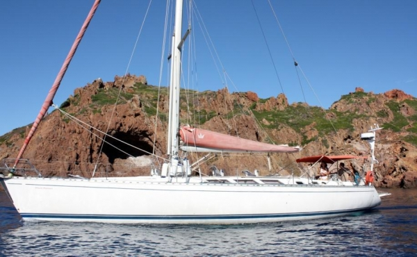 voilier Dufour 54 Prestige Le Guen-Hémidy