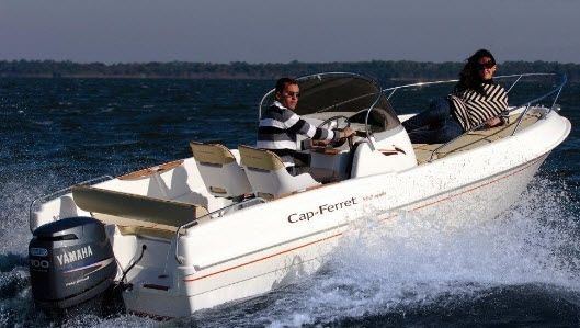 Cap-Ferret 552 Sun Deck de