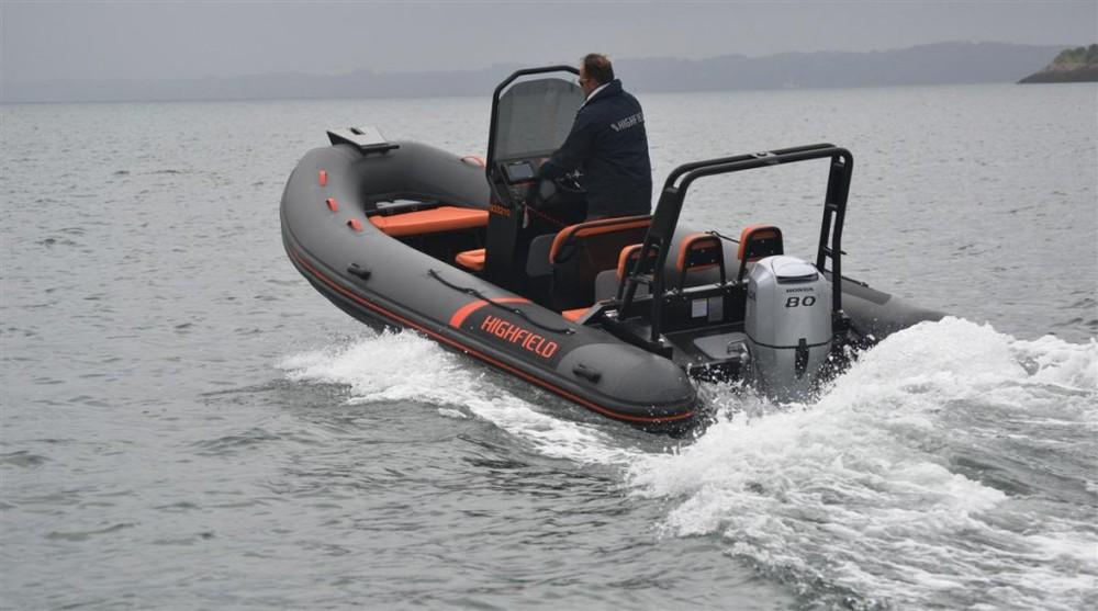 Ocean Master 540 de