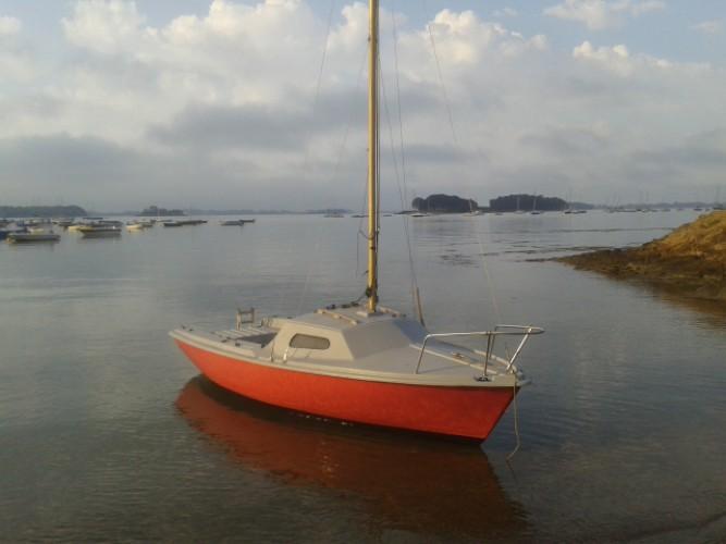 voilier Jouët 17 Foxtrot X-Yachts
