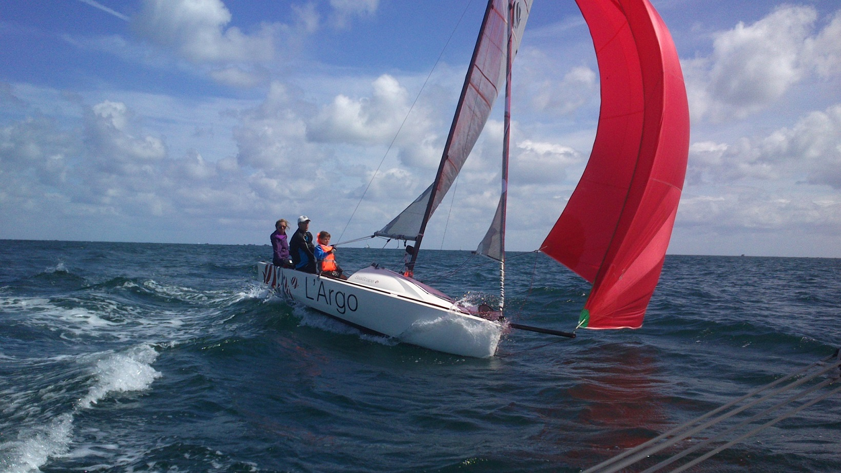 bateau Outremer Yachting Seascape 18