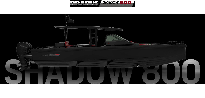 bateau Jeanneau Shadow 800