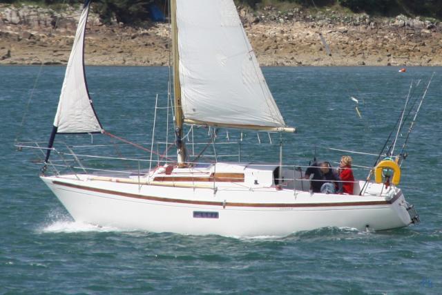 voilier Dufour 27 Wauquiez