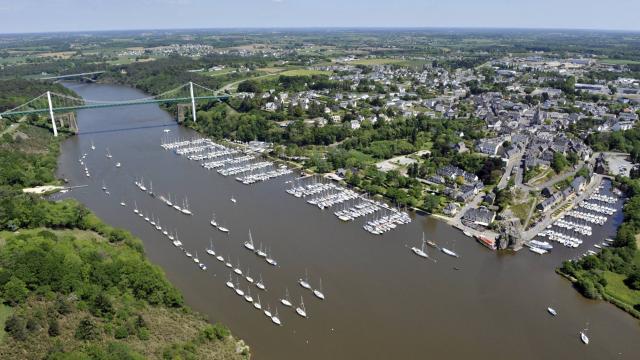 La Roche-Bernard - Le Rhodoir ou Vieux-Port
