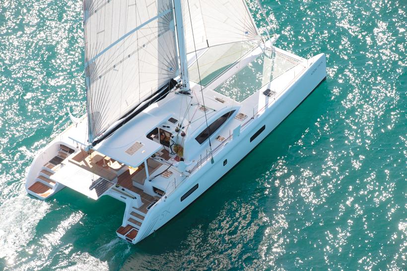 voilier Outremer 5X Lagoon
