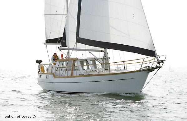 Nauticat 38 de