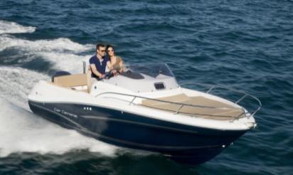 bateau PRESTIGE CAP CAMARAT 6.5 WA