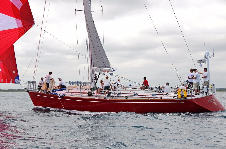 voilier Swan 56