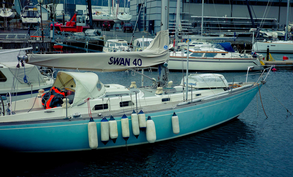 voilier Swan 40 S&S Nauticat Yachts