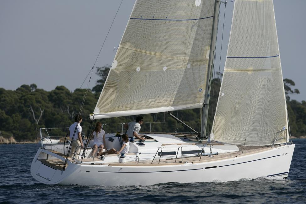 Dufour 34 Performance de