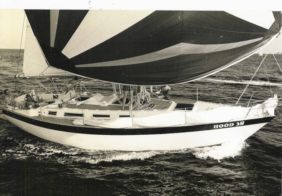 voilier Hood 38 Dufour Yachts
