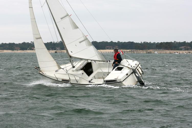 voilier Dufour T7