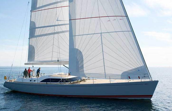 bateau Arsenal de Brest Swan 75 RS