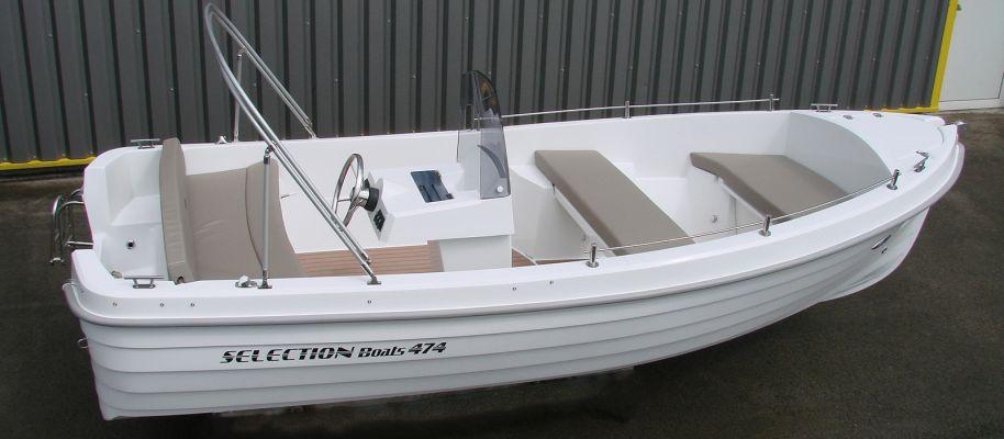 bateau  Classic 474