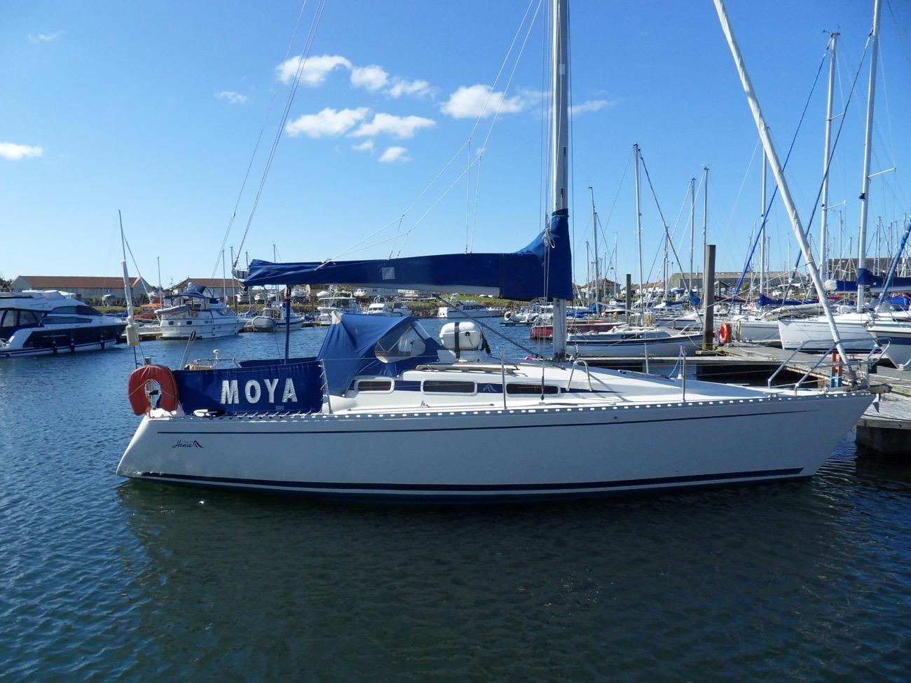 voilier Hanse 301 Westerly Marine