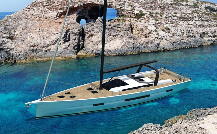 voilier Dufour 63 Exclusive Allures Yachting