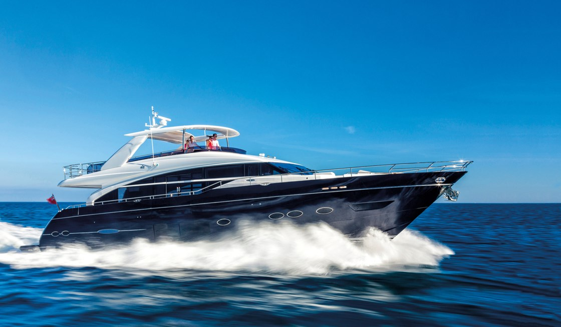 Princess 88 Flybridge de