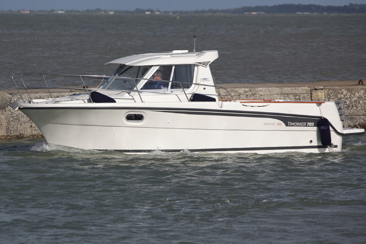 Timonier 705 Inboard de