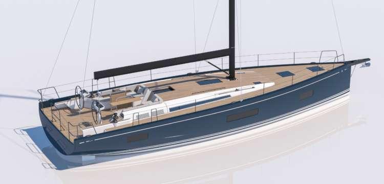 First Yacht 53 de