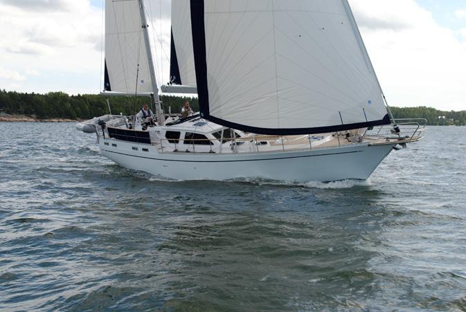 Nauticat 525 de