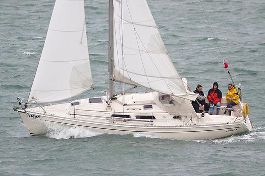 voilier Hanse 311 Dufour Yachts