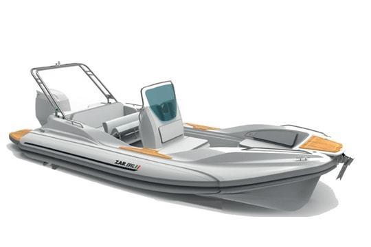 bateau  ZAR 59 SL