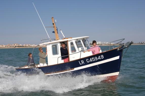 bateau Zeelander Rhéa 650