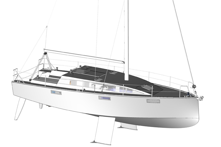 voilier Meta 36 AS Boat