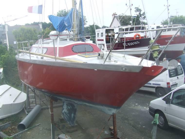 voilier Brise de Mer 31 Chantier Naval Franck Roy