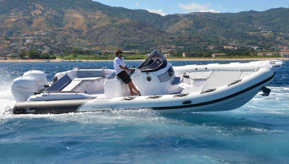 Cayman 31 Sport Touring de