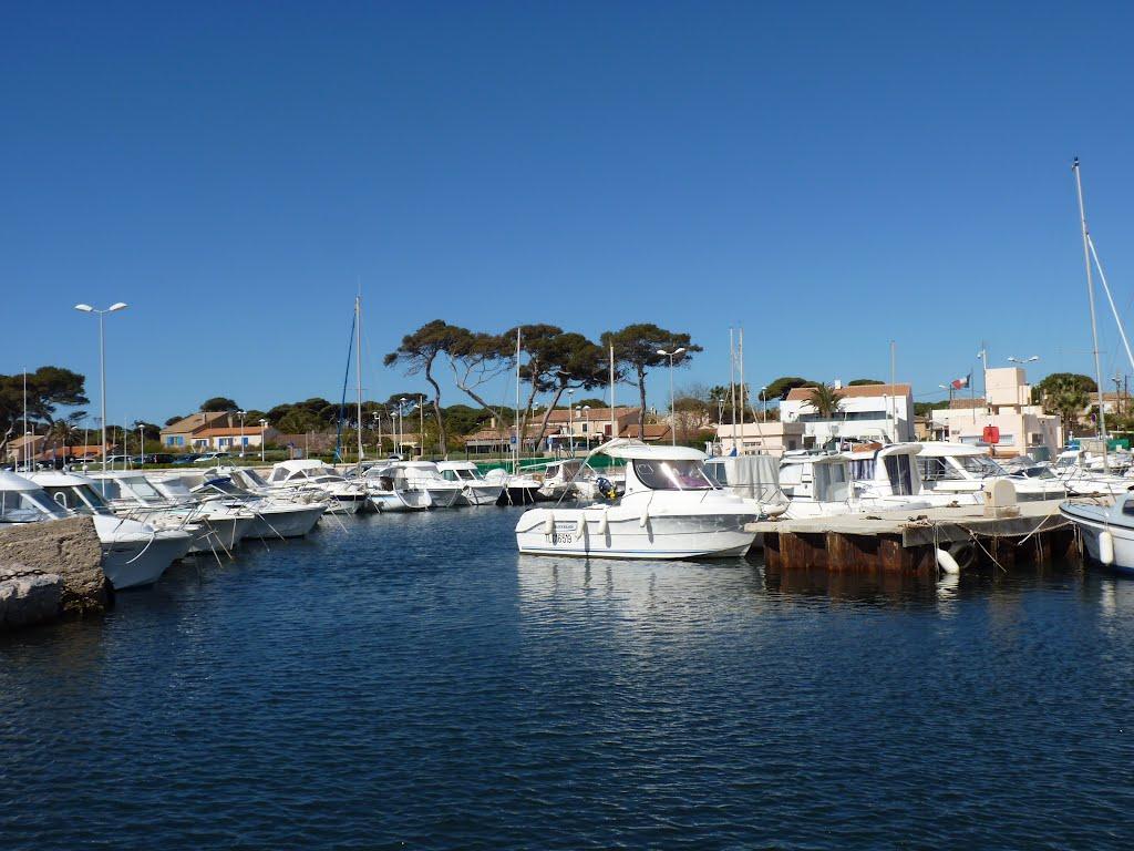 Hyères - La Capte - Port de plaisance