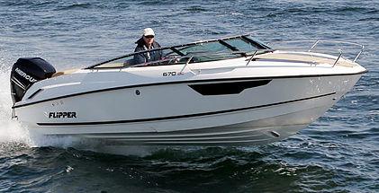 bateau  670 DC