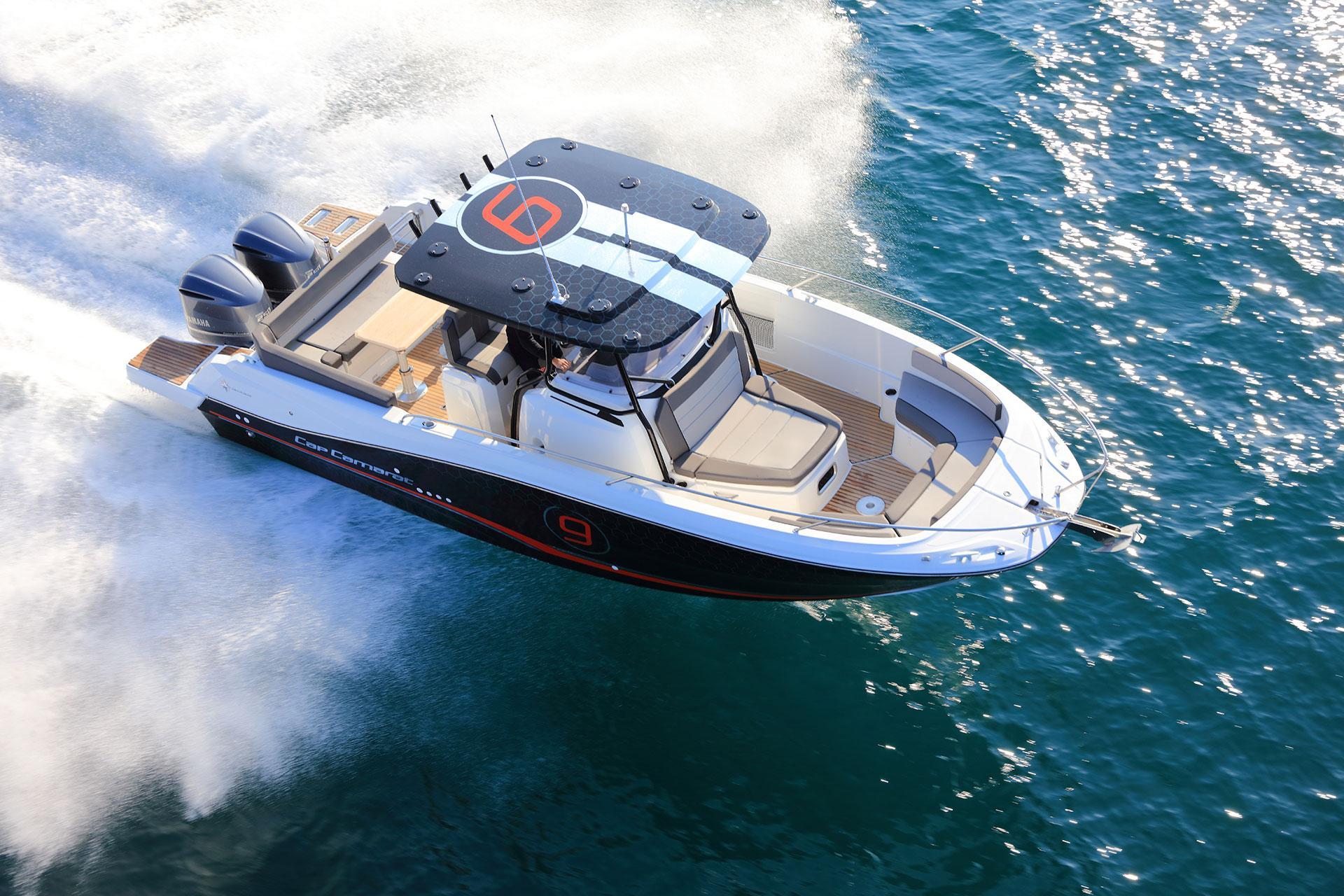 bateau Evo Yachts Cap Camarat 9.0 CC