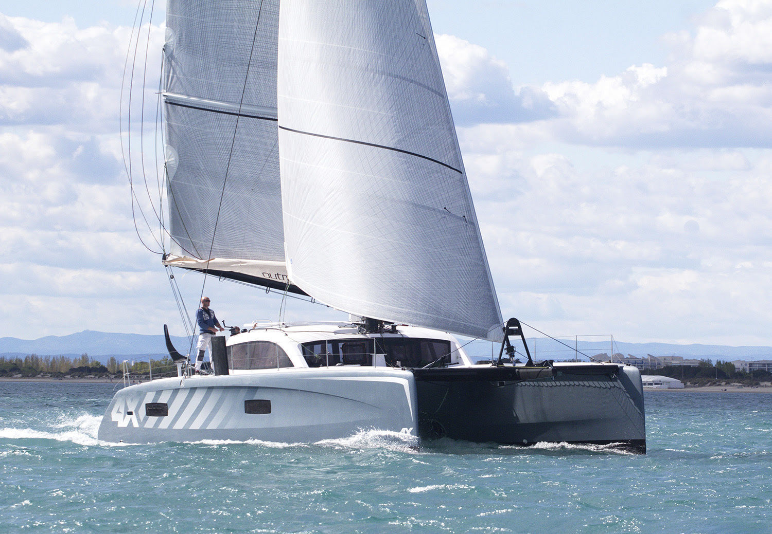 voilier Outremer 4X Outremer Yachting