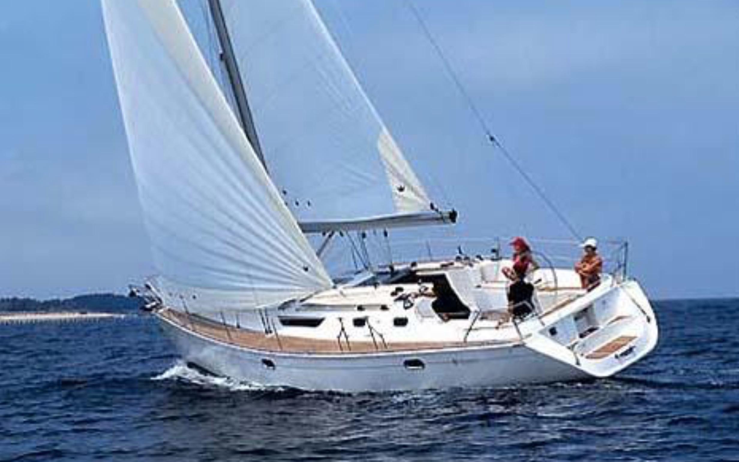 Sun Odyssey 42.2 de stephane Lemperiere