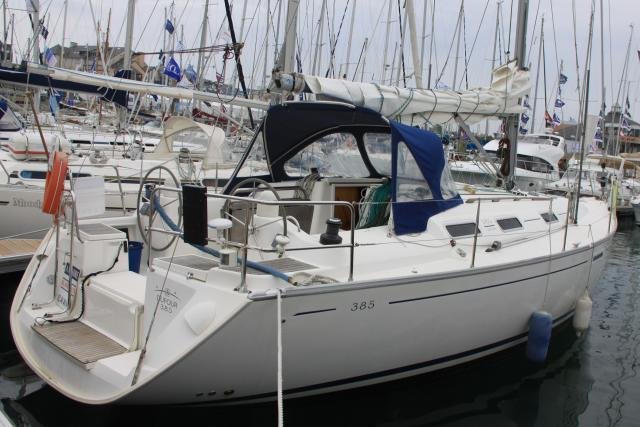 Dufour 385 Grand Large de Philippe Clerc