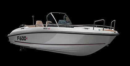 bateau Nordkapp 600 SC