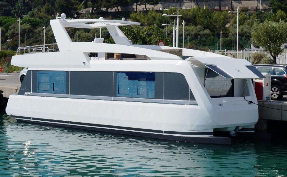 bateau NIMBUS Overblue 44