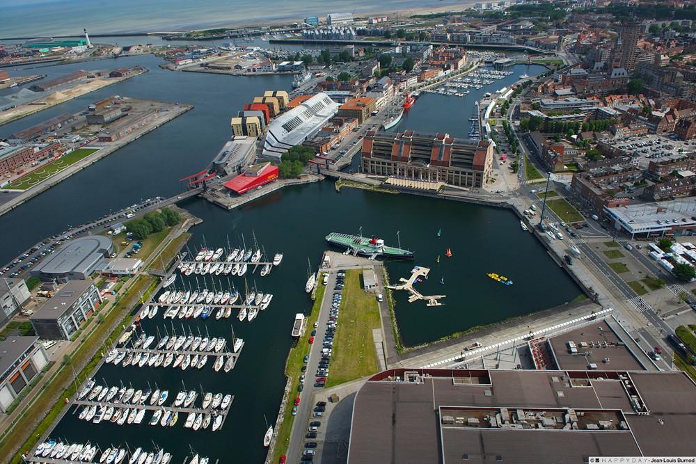 Dunkerque - Bassin de la Marine