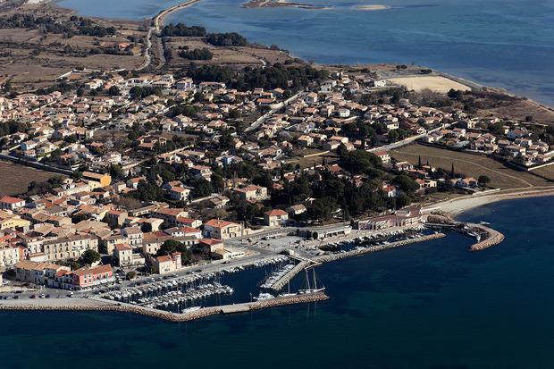 Bouzigues - port de plaisance