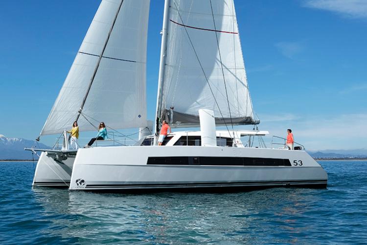 voilier Catana 53 Bavaria Yachts