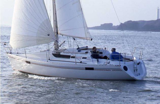 Océanis 320 de CHARLES BARNOIN