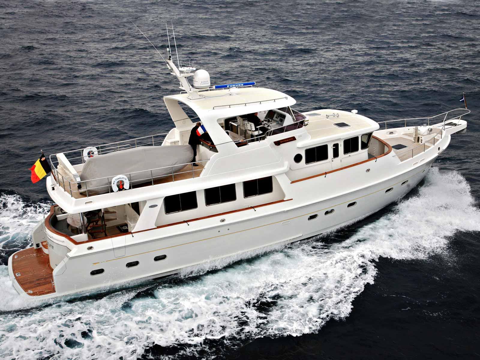 bateau Windy Selene 66