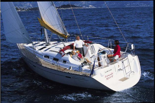 Oceanis Clipper 393 de
