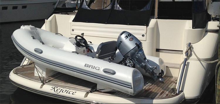 bateau Gala Falcon 360