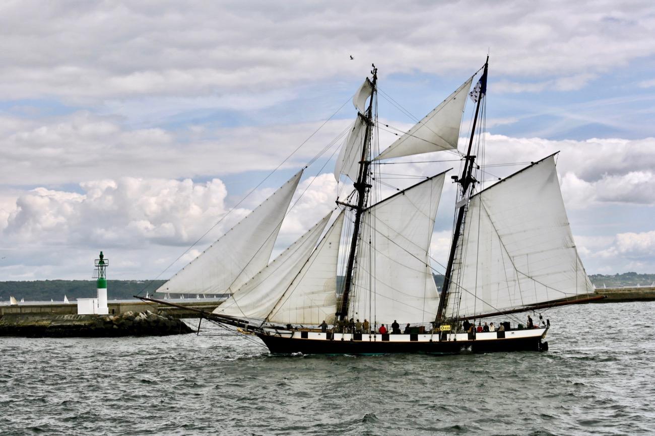 bateau  La Recouvrance